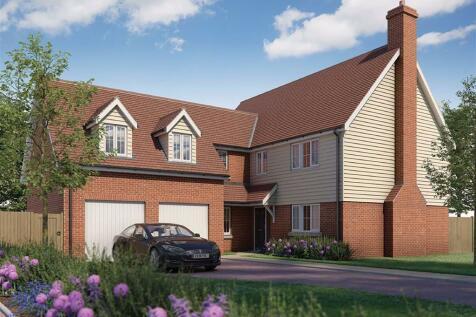 Plot 23, The Davenport, Hempstead, Kent. 5 bedroom detached house