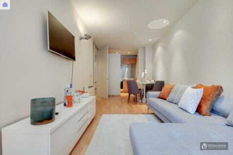City Road, Clerkenwell, London, EC1V. 1 bedroom apartment