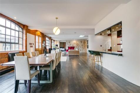 Nile Street, Shoreditch, London, N1. 2 bedroom penthouse for sale