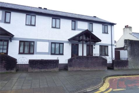 Bridge Street, Llangefni, Ynys Mon, LL77. 2 bedroom terraced house