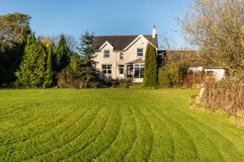 Talwrn Road, Pentraeth, Isle Of Anglesey, LL75. 4 bedroom detached house for sale