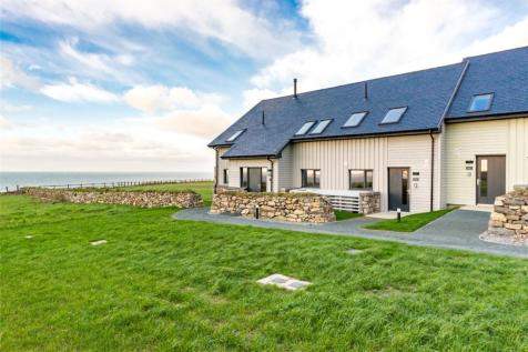 Nature's Point, Pistyll, Pwllheli, LL53. 5 bedroom end of terrace house for sale