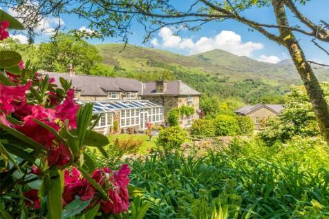 Beddgelert, Caernarfon, Gwynedd, LL55. 12 bedroom detached house for sale