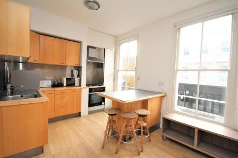 Hoxton Street, Hoxton, London, N1 6SH. 2 bedroom flat
