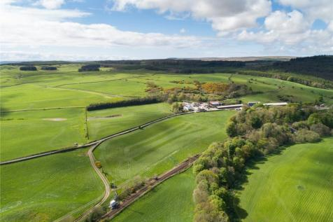 Airyhemming Farm, Glenluce, Newton Stewart, Wigtownshire, DG8. Land for sale
