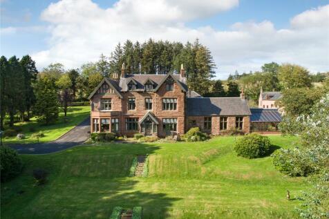Blair Estate, Girvan, South Ayrshire, KA26. 6 bedroom detached house