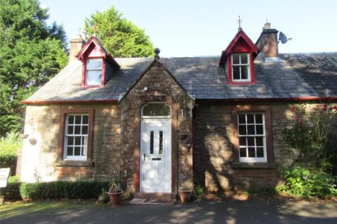 Garage Cottage, Balgray, Lockerbie, Dumfriesshire, DG11. 2 bedroom terraced house