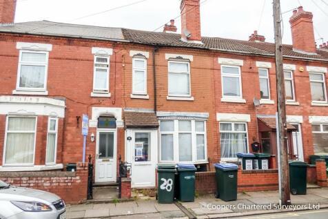 Northfield Road, Stoke, Coventry. 4 bedroom terraced house
