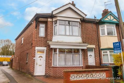 Humber Avenue, Stoke, Coventry. 4 bedroom end of terrace house for sale