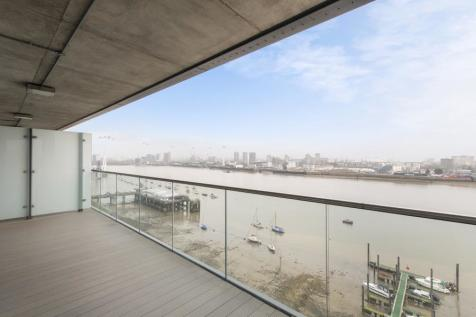 Platinum Riverside, Greenwich, SE10. 2 bedroom apartment for sale