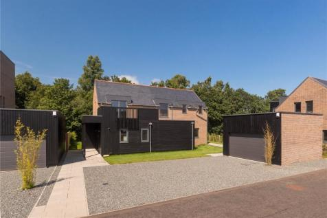 7 William Burn Grove, Whitehill Woods, Rosewell, Midlothian. 4 bedroom detached house for sale