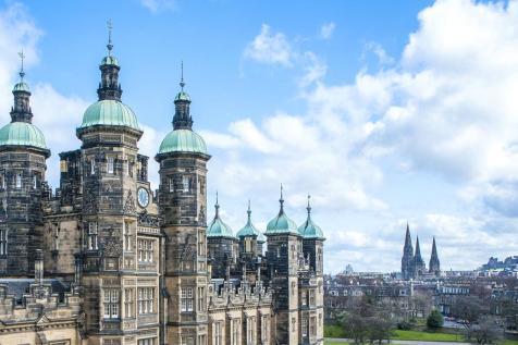 F24 - Donaldson's, West Coates, Edinburgh, Midlothian. 3 bedroom apartment for sale