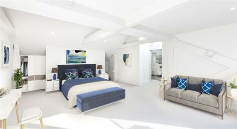 S05 - Donaldson's, West Coates, Ediniburgh, Midlothian. 3 bedroom penthouse for sale