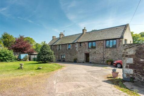 Congalton, North Berwick, East Lothian. 3 bedroom detached house for sale