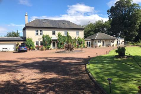Adniston Manor, West Adniston Farm, Nr Macmerry, East Lothian. 5 bedroom detached house for sale