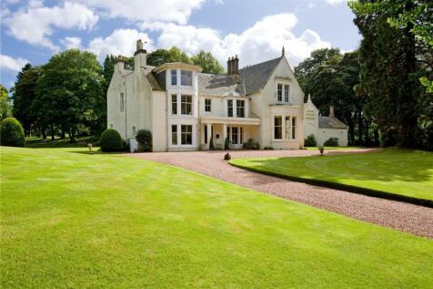 Balquhatstone House - Lot 1, Slamannan, Falkirk, Stirlingshire. 8 bedroom detached house