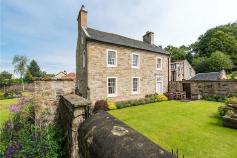 Brewery House and Cottage, 68 & 70 Main Street, Mid Calder, West Lothian. 5 bedroom detached house for sale