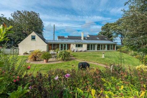 11 Camptoun Holdings, Drem, North Berwick, East Lothian. 4 bedroom detached house for sale