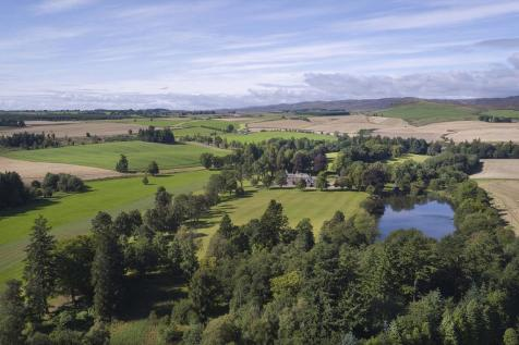 Tullybelton Estate, Bankfoot, Perth, Perthshire. 6 bedroom house for sale