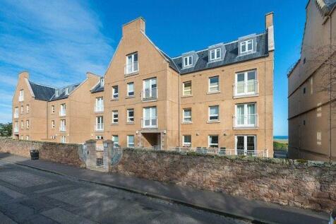 Hamilton Court, North Berwick, East Lothian. 2 bedroom apartment for sale