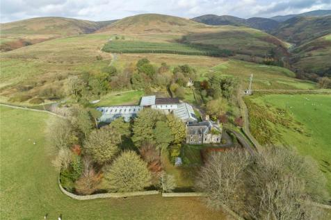 Auchengruith Farm, By Thornhill, Dumfriesshire. 6 bedroom detached house for sale