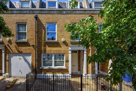 Butterworth Terrace, Sutherland Walk, London SE17. 4 bedroom terraced house for sale