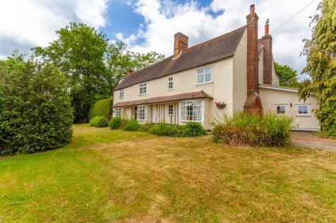 High Street, Hempstead, Saffron Walden. 5 bedroom detached house for sale