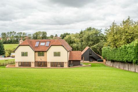 Fullers End, Elsenham, Bishop's Stortford. 7 bedroom house for sale