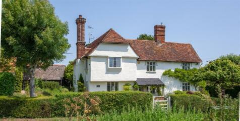 Little Bardfield, Braintree. 4 bedroom detached house for sale