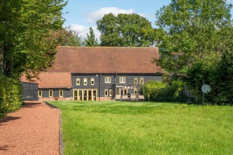 Littlebury Green, Saffron Walden. 5 bedroom barn conversion for sale