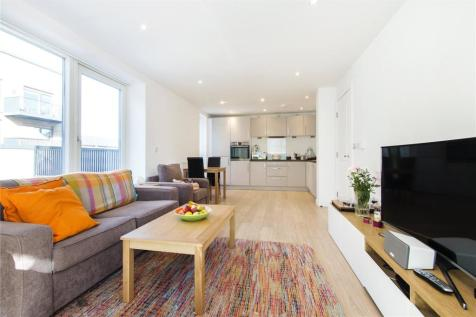Atkins Square, Dalston Lane, London, E8. 2 bedroom flat