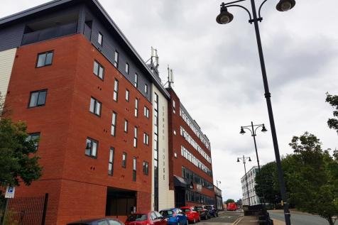 Edward House, Stockport, SK1. 1 bedroom apartment