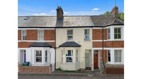 Boulter Street, Oxford. 5 bedroom terraced house