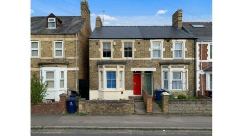 Bullingdon Road, Oxford. 6 bedroom terraced house