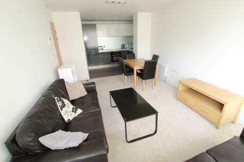 One Park West, City Centre, Liverpool, L1. 2 bedroom flat