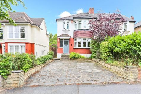Ringstead Road, Sutton. 3 bedroom semi-detached house