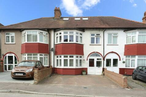 Albert Road, Sutton. 5 bedroom terraced house