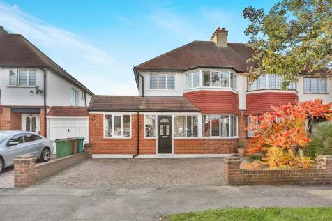 Browning Avenue, Sutton. 4 bedroom semi-detached house for sale