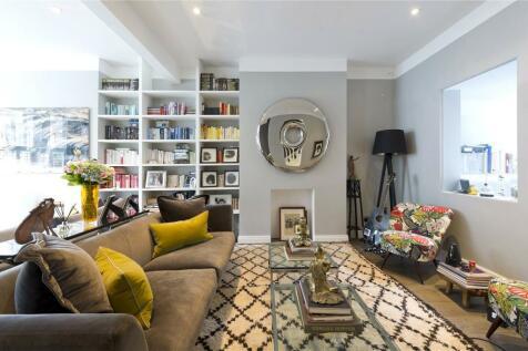 St. Dunstans Road, London, UK, W6. 5 bedroom terraced house for sale
