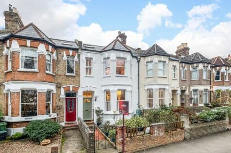 Maitland Road, Sydenham, London, SE26. 4 bedroom terraced house for sale
