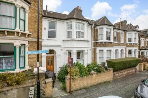 Tredown Road, Sydenham, London, SE26. 4 bedroom terraced house for sale