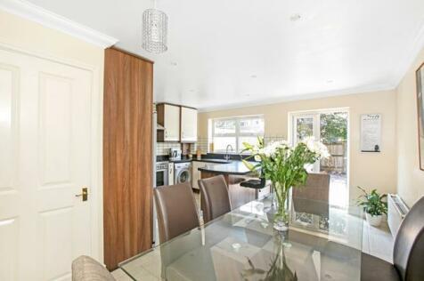 Cobbsthorpe Villas, Queensthorpe Road, Sydenham, London, SE26. 4 bedroom end of terrace house for sale