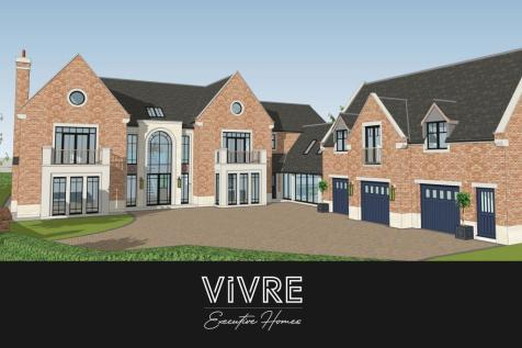 The Beaumont with Pool, Wynyard. 6 bedroom detached house for sale