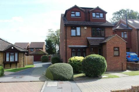 Brockenhurst Close, WIGMORE, GILLINGHAM, Kent. 4 bedroom detached house