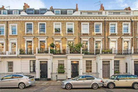 Alderney Street, London, SW1V. 6 bedroom terraced house for sale