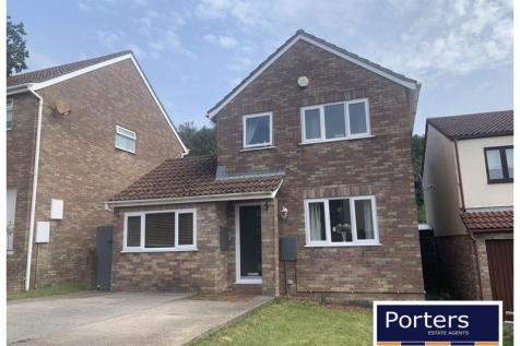 Ffordd Y Parc Litchard Bridgend CF31 1RA. 4 bedroom detached house