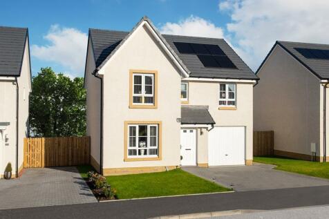 Southcraig Avenue, Kilmarnock, KA3 6AD. 4 bedroom detached house for sale