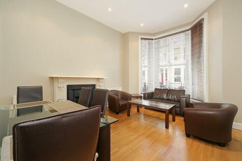 Fairholme Road, LONDON W14. 2 bedroom apartment