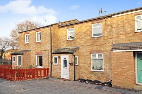Crawford Close, Freshbrook, Swindon, Wiltshire, SN5. 3 bedroom terraced house for sale