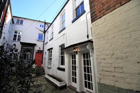 Dogpole, Town Centre, Shrewsbury, SY1. 2 bedroom town house